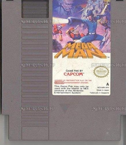 Mega Man - Nintendo NES