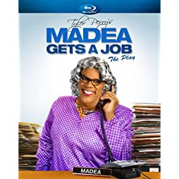 Tyler Perry's Madea Gets a Job: The Play [Blu-ray]