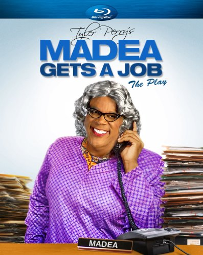 Tyler Perry's Madea Gets a Job: The Play [Blu-ray] by Perry