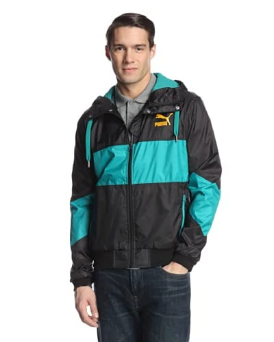 PUMA Men's Colorblock Jacket