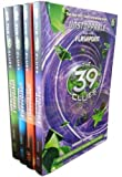 img - for 39 Clues Unstoppable Series 2 - 4 Books Set Collection Pack (Nowhere To Run, Breakaway, Countdown, Flash Point ). book / textbook / text book