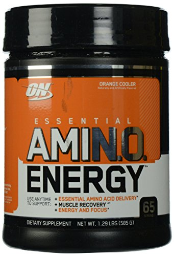 Essential Amino Energy 65 Serv Orange