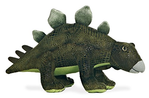 "Aurora World 12"" Plush Dinosaur Stegosaurus - 1"