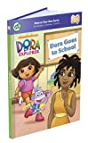 Leapfrog Tag Activity Storybook Dora The Explorer, Dora Goes To School