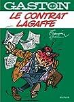 Gaston Lagaffe HS 05 : Le contrat Lag...