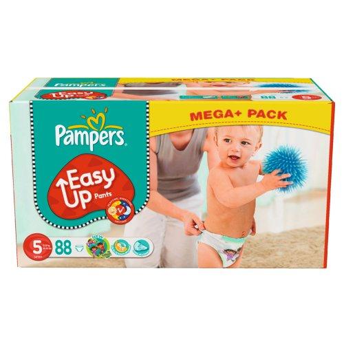 Pampers Windeln Easy Up Gr.5 Junior 1218kg Mega plus Pack, 88 Stück Picture