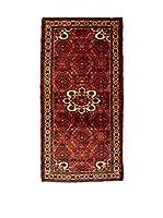 Navaei & Co. Alfombra Persian Hoseinabad Rojo/Multicolor 190 x 85 cm
