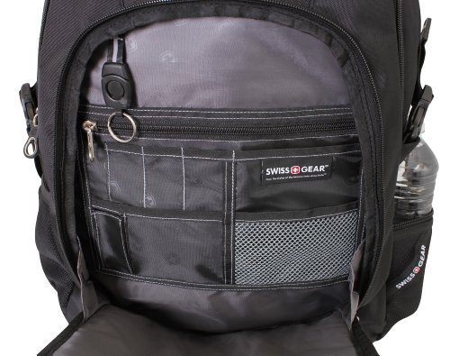 Swissgear Sa3181 Black Computer Backpack Fits Most 15
