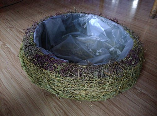 Newborn Baby Infant Photography Prop Handmade Woven Basket D-19
