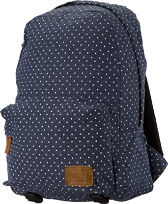 vans damen bag g deana backpack chambray dots dress. Black Bedroom Furniture Sets. Home Design Ideas