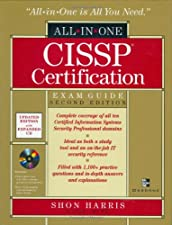 CISSP All In One Exam Guide by Shon Harris