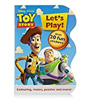 Disney Toy Story Let