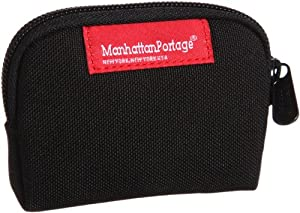 Manhattan Portage Coin Purse, Black