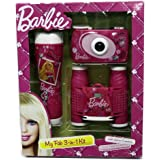 Barbie My Fab 3-in-1 Kit Camera, Binoculars And Flashlight