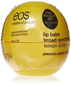 Does eos lip balm have spf