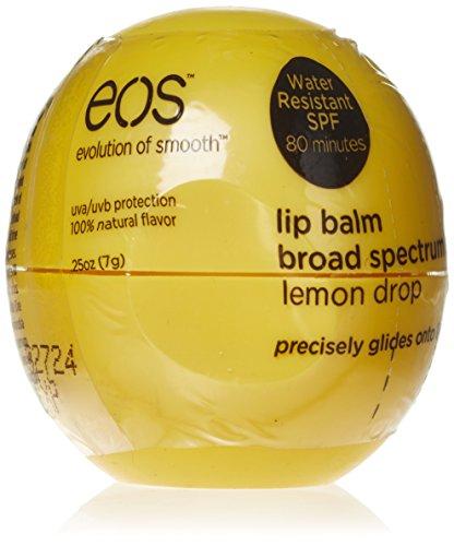 EOS, Balsamo labbra in contenitore sferico Lemon Drop