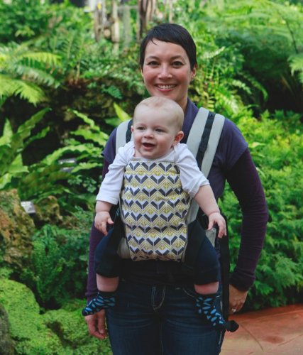 1b4ed53a202 Catbird Baby Pikkolo Carrier (Astoria) Review - Masalexeieva