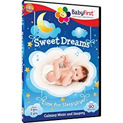Sweet Dreams - Time for Sleepybye