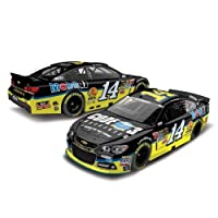 Tony Stewart #14 Code 3 Associates 2014 Chevrolet SS NASCAR Diecast Car, 1:64 Scale