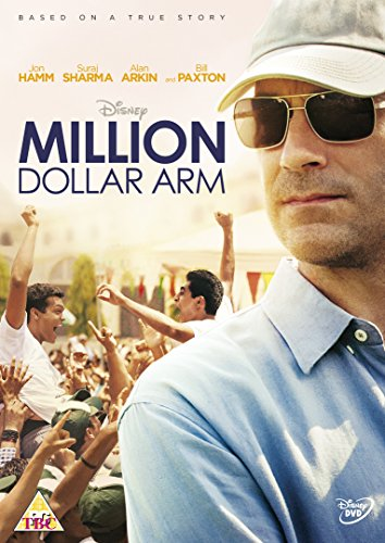 Million Dollar Arm [DVD]