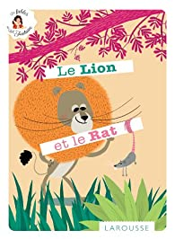 Fable Le Lion Et Le Rat