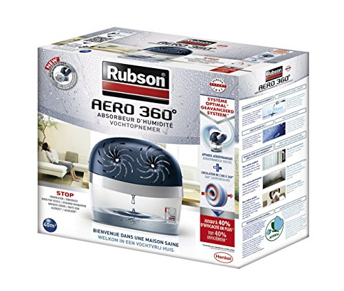 rubson absorbeur aero 360 stop 40 m avec 2 recharges your 1 source for home kitchen products. Black Bedroom Furniture Sets. Home Design Ideas