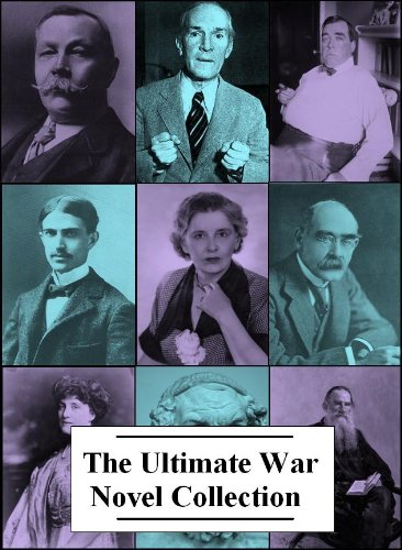 The Ultimate War Novel Collection (11 Books with active table of contents)