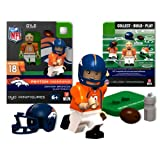 NFL Denver Broncos Peyton Manning Figurine