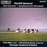 Saeverud: Symphony No.8/Cello Concerto