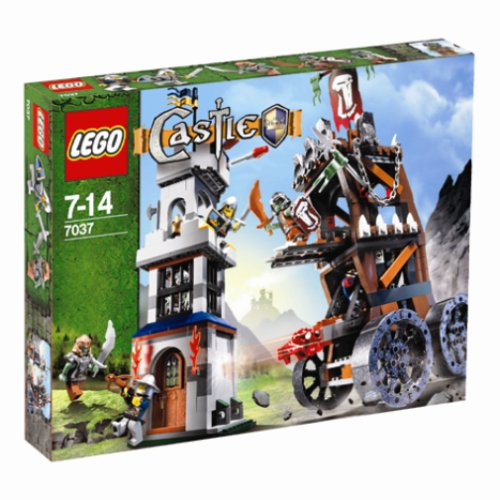 LEGO Castle 7037: Tower Raid