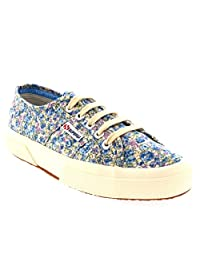 Womens Superga 2750 Cotw Fabric 25 Summer Shoes Retro Canvas Sneakers