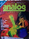 Analog Science Fiction and Fact, April 1991 (Vol. 111, No. 5)