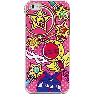 美少女戦士セーラームーン・iPhone5対応キャラクターハードケース(アイコン柄)SLM-02ICON