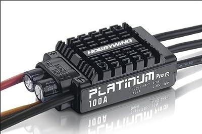 HobbyWing Platinum V3 50A