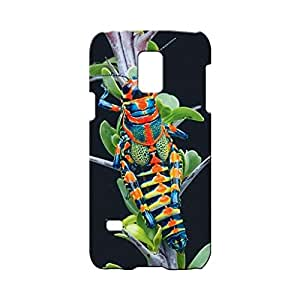 BLUEDIO Designer Printed Back case cover for Samsung Galaxy S5 - G7226