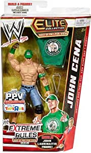 John Cena WWE Elite Best of PPV 2012 Toys R Us Exclusive