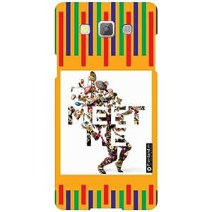 Printland Back Cover For Samsung Galaxy A5 SM-A500GZKDINS/INU - Meet Me Designer Cases