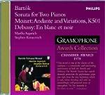 Bartok: Sonata For 2 Pianos And Percu...