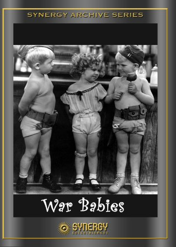Amazon Com War Babies 1933 Shirley Temple Georgie