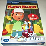 Handy Manny Valentines by Disney Playhouse