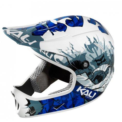 Buy Low Price Kali Avatar Helmet Oslo blue (B009GIHT9C)