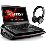 "MSI GS32 Shadow-004 (i7-6500U, 32GB RAM, 512GB NVMe SSD, NVIDIA GTX 950M 2GB, 13.3"" Full HD, Windows 10) Gaming Notebook"