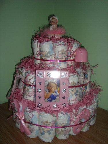 Large Diaper Cakes