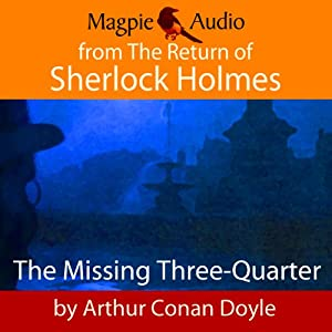The Missing Three-Quarter Audiobook
