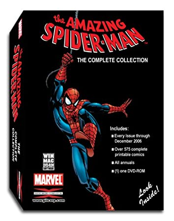 The Amazing Spider-Man:  The Complete Comic Book Collection