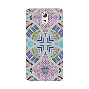 Garmor Designer Plastic Back Cover For Lenovo Vibe P1m