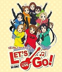 TVアニメ「けいおん!」ライブ <br>『けいおん! ライブイベント ~レッツゴー!~』<br>Blu-ray【初回生産限定】