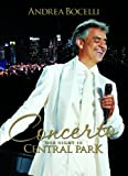 Concerto:One Night In Central Park [DVD]