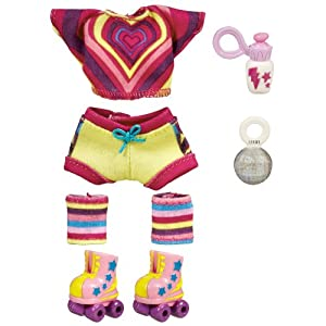 Baby Alive Crib Life Outfit - Rollerskating