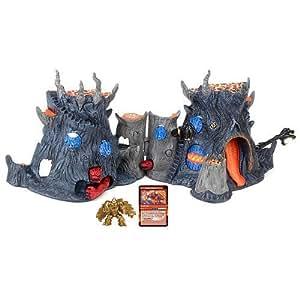 Gormiti Deluxe Fire Mountain Playset